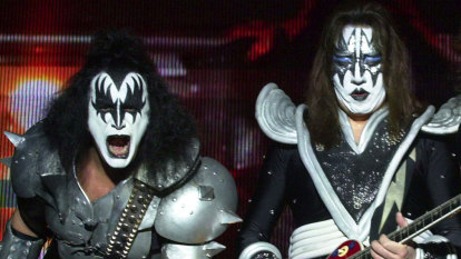 Ace Frehley accuses Gene Simmons of groping his wife: 'You're a sex addict'