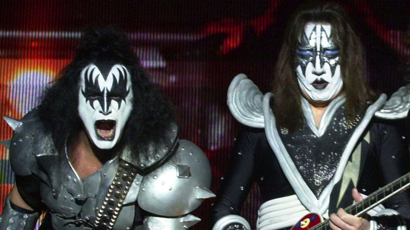 Former Kiss Member Ace Frehley Accuses Ex Bandmate Gene Simmons Of