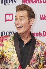 Richard Reid hosted the Woman's Day and NW Married At First Sight party.