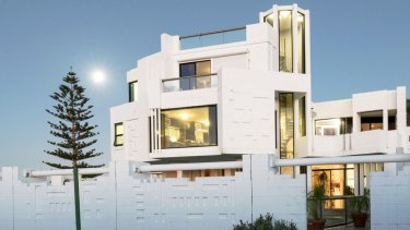Perth is home to some Iwanoff beauties. This one is in City Beach.