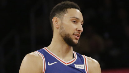 Simmons, 76ers load up for NBA playoffs