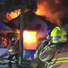 Body of man found in ruins of house destroyed by fire at Kingsford
