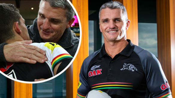 'It's unfinished business': Why Cleary needed to return to Penrith
