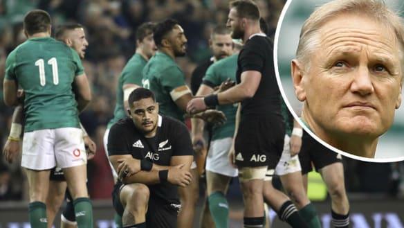 The one thing Joe Schmidt got wrong on Ireland's historic night