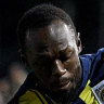 Bolt will need to be world's fastest learner after Mariners debut
