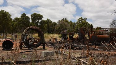 Yarloop is still recovering from the devastating 2016 blaze.