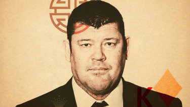 """A """"passive role"""": James Packer denies knowledge of Crown's activities in China."""