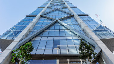Dexus Property's new $600 million, 100 Mount Street, North Sydney