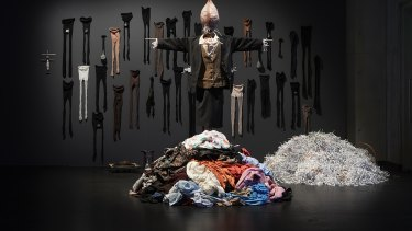 Katthy Cavaliere, Loved installation, Carriageworks.