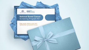 Bowel cancer is very treatable if detected early, but only four-in-10 over-50s sent the free screening kit use it.