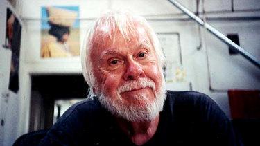 Conceptual artist John Baldessari.
