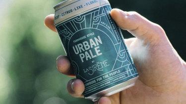 The La Sirene Urban Pale product.