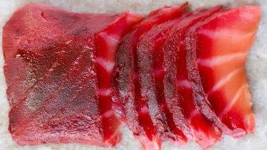 Another scheme: renaming oneself salmon.