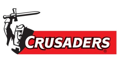 The current Crusaders logo that could be changed after the club consults with community leaders.
