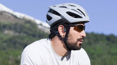 Aftershockz headphones used bone conduction to keep your ears open.