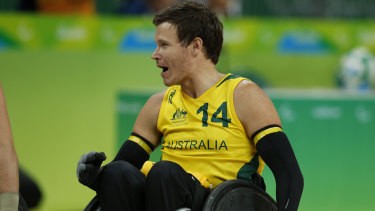 Some Paralympic athletes may be in a higher-risk category when it comes to COVID-19.