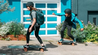 The Boosted Mini S is not a board for beginners.