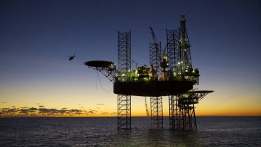 Santos is ramping up to produce 100 million barrels of oil equivalent by 2025.