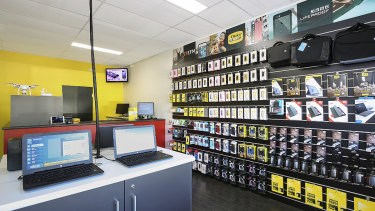 MD Computers in Mooloolaba, Queensland.