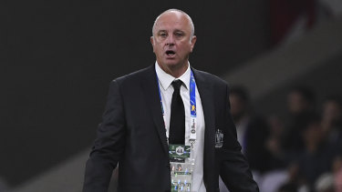 "Graham Arnold wants his players to be more ""ruthless"" as they begin their qualification path to Qatar 2022."