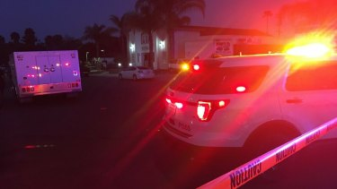 An arson investigation is underway at the Islamic Centre of Escondido.