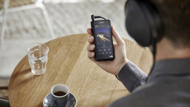 The WM1A is a fabulous high resolution digital music player.