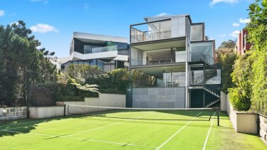 The Vaucluse house smashed the Australian auction record, selling for $24.6 million.