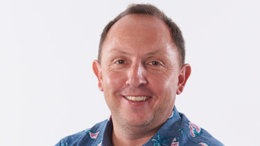 New Kathmandu group chief executive Michael Daly warned first-half earnings would fall.