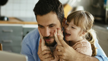 Fatherhood is often followed swiftly by a midlife crisis and new-found fixation with fitness.