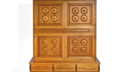 Post-war antique furniture growing in value