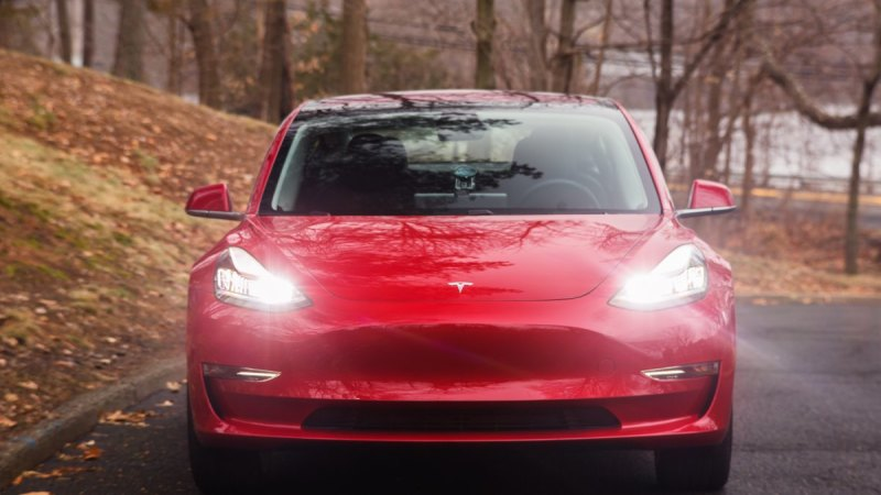 I bought a Tesla and it brought out my inner hoon