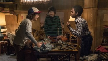 Stranger Things was inspired by D&D, and has in turn been made into a D&D adventure.