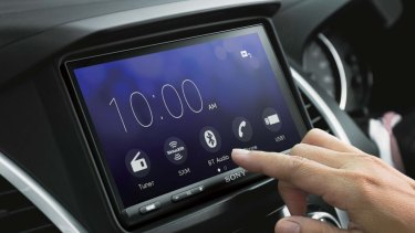 Sony XAV-AX5000 review: give your car audio a smart makeover