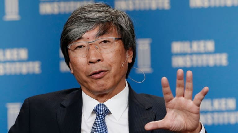 The good doctor: Patrick Soon-Shiong wants to take on a different kind of terminal patient.