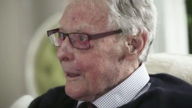 John Johnston co-founded Godfreys in Melbourne in 1936.