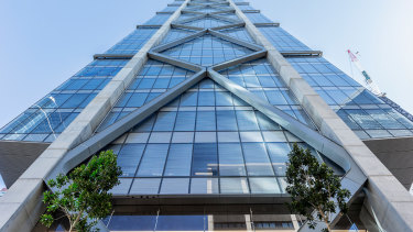 Dexus Property's new $600 million, 100 Mount Street, North Sydney