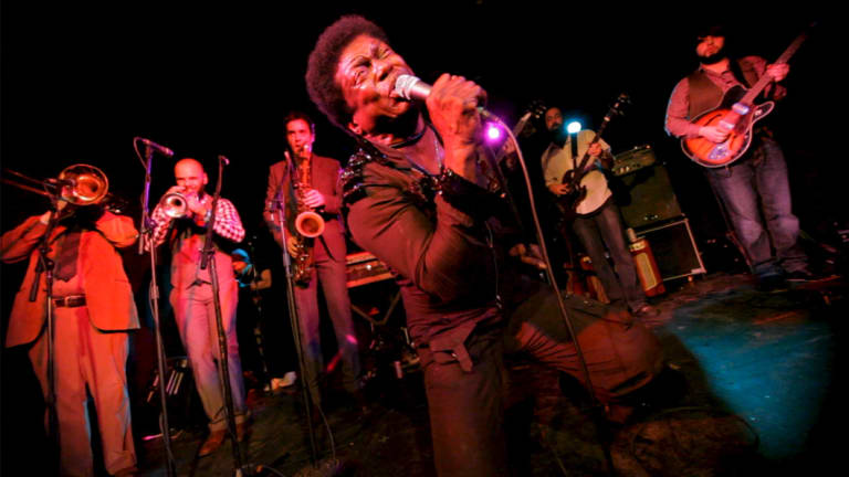 Charles Bradley: Soul of America can be viewed on DocPlay or iTunes.