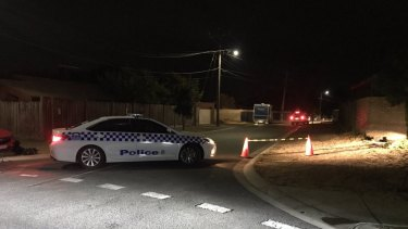 Police in Wyndham Vale after a man was found dead in a backyard.