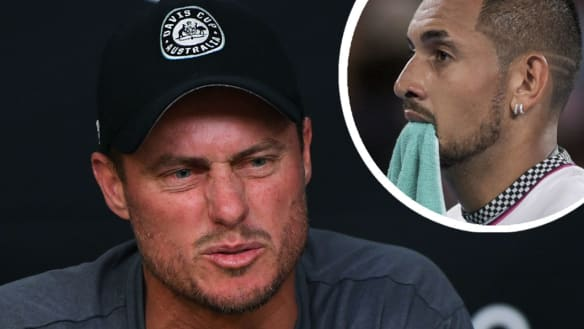 Kyrgios and Ebden overlooked for Hewitt's Davis Cup team