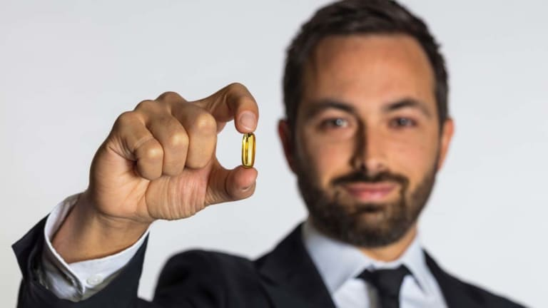 """Dr Derek Muller: There's all these misperceptions out there that lead to a lot of vitamin use."""""""