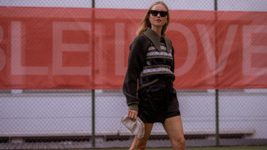 Pernille Teisbaek has become one of the most influential street-style stars.
