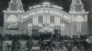 Palais De Danse in Melbourne in 1933.