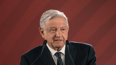 Mexican President Andres Manuel Lopez Obrador is accused of trying to placate Washington.