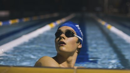 Ian Thorpe helped this film get swimming right. Pity about the script