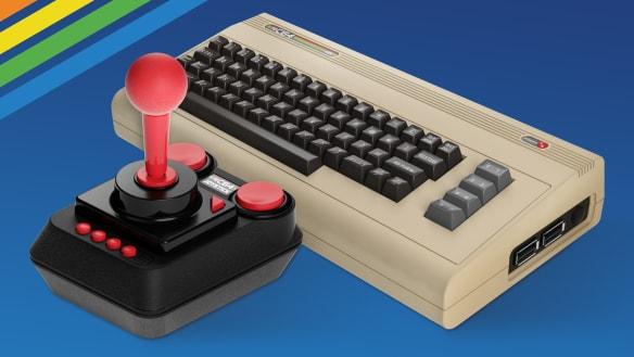 THEC64 Mini review: Commodore's '80s classic reborn