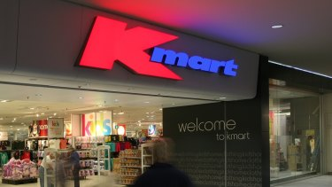 The warehouse supplies Kmart stores across the state but is run by logistics company Toll.