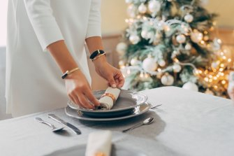 'I do feel grateful that I don't have to worry about buying gifts, but I've often wondered what a Christmas lunch is like.'