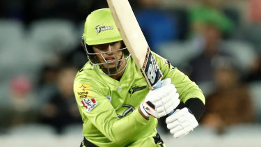 Oliver Davies had a Big Bash debut to remember.