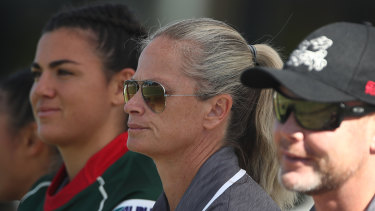 Jillaroos great Tahnee Norris wants to be the first female coach to break into the NRL.