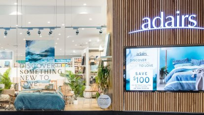 Adairs shares soar after $75 million purchase of Kiwi retailer Mocka